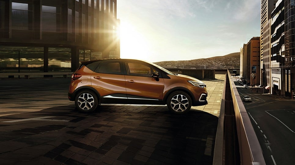 Renault Captur features