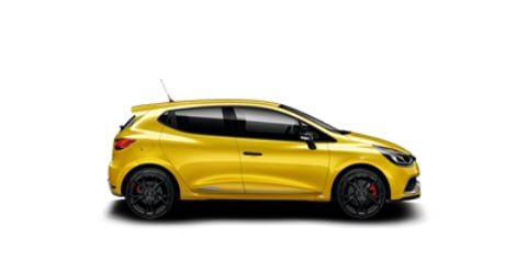 Renault Clio RS model