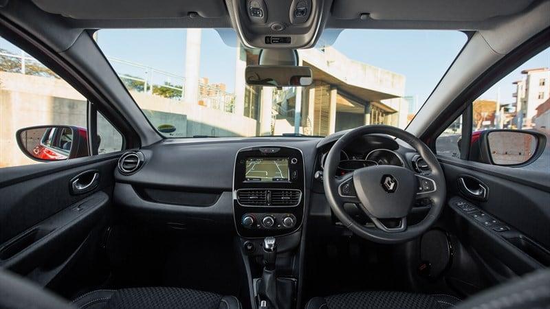 Renault Clio power