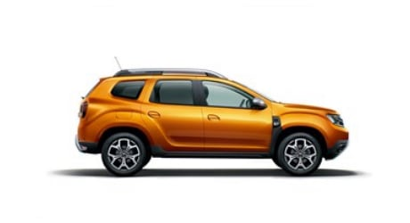 New Renault Duster