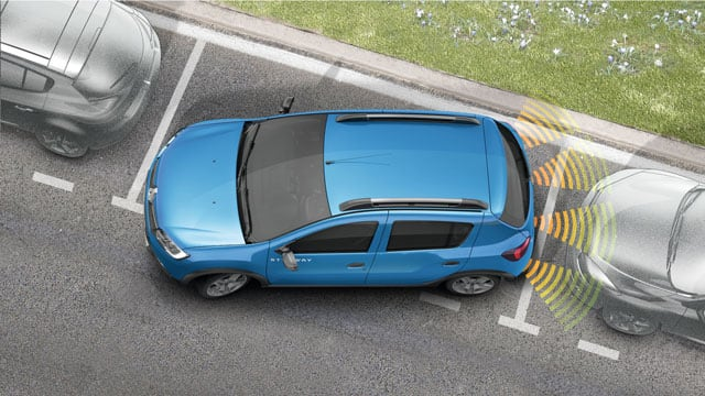 Renault Sandero power