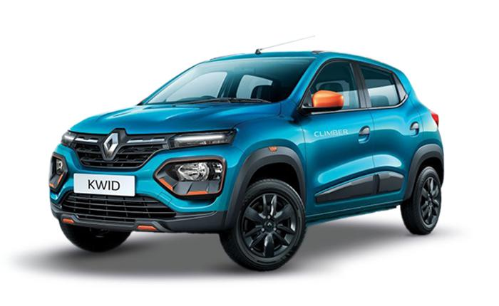 Kwid 1.0l Expression 5-dr ABS